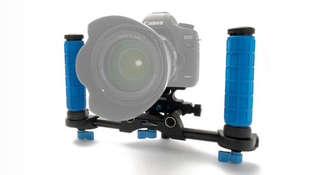 Handheld DSLR camera rig, Ultraport