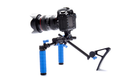 Handheld DSLR camera rig, the Event